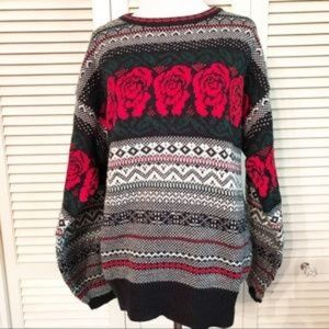 Karen Scott | Vintage Rose Sweater